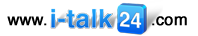 www.i-talk24.com
